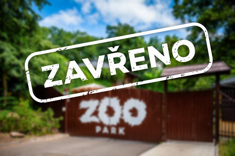 Zoopark – zavřeno