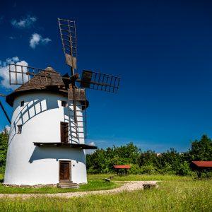 Větrný mlýn holandského typu