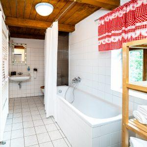 Apartmán – koupelna