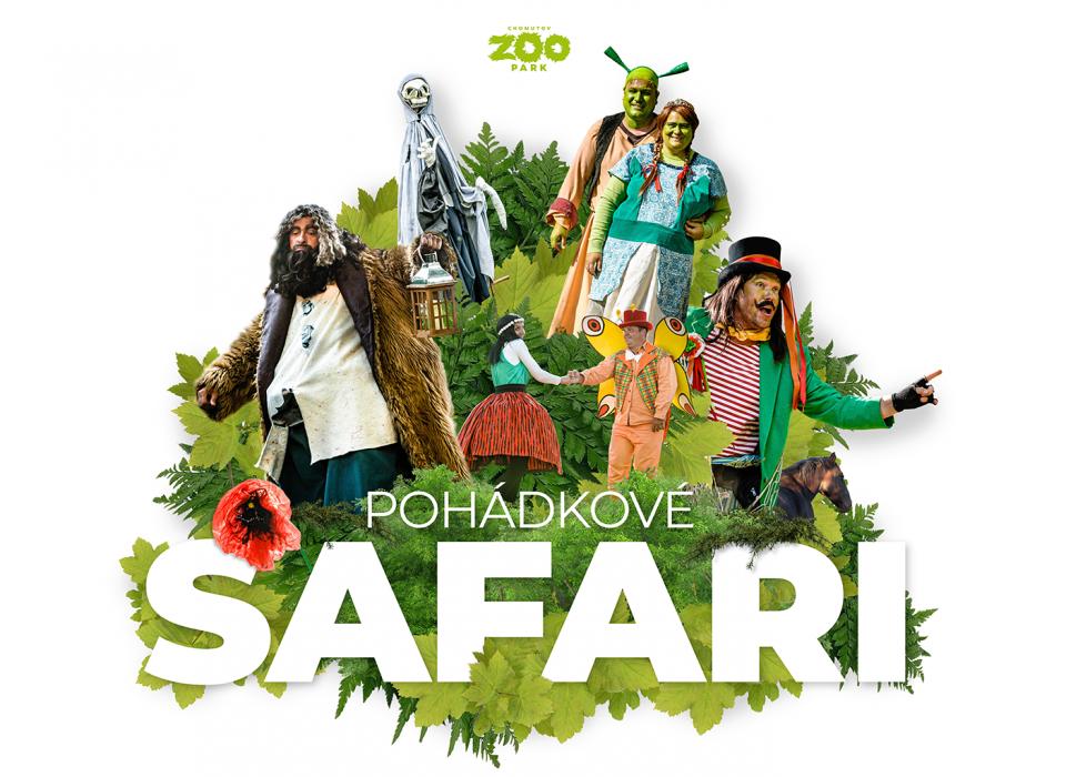 Pohádkové safari 2020