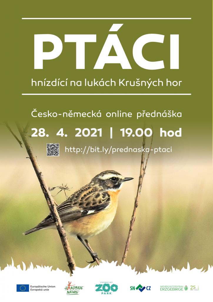Přednáška Handmade – ptáci