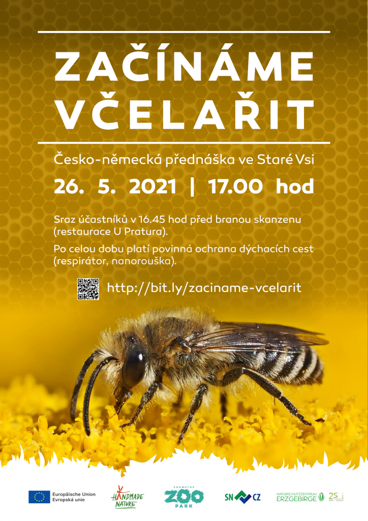 Přednáška Handmade - včely