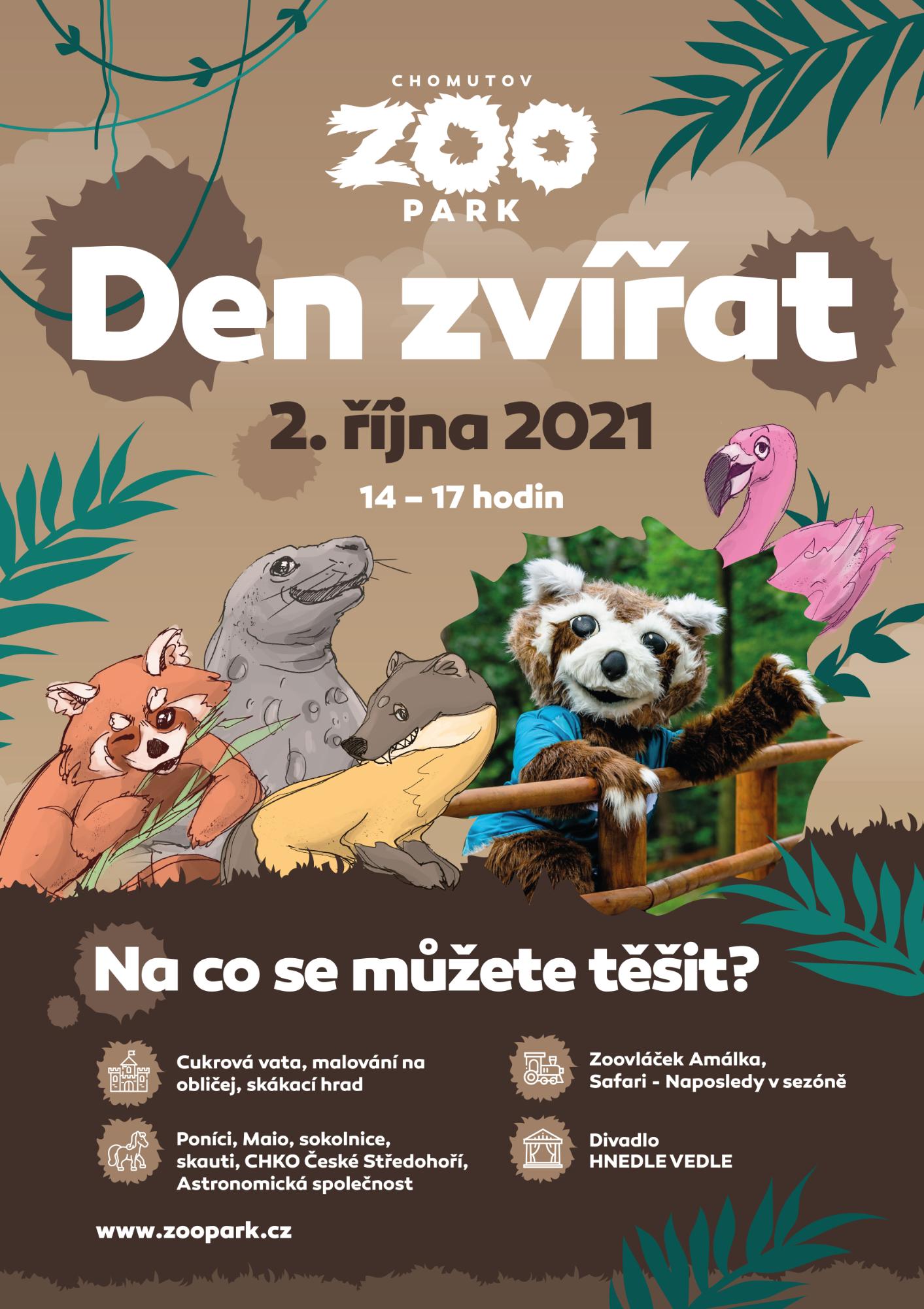 Den zvířat 2021
